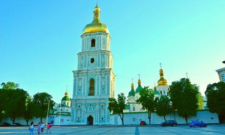 Albano, l'Ucraina e il potere della musica