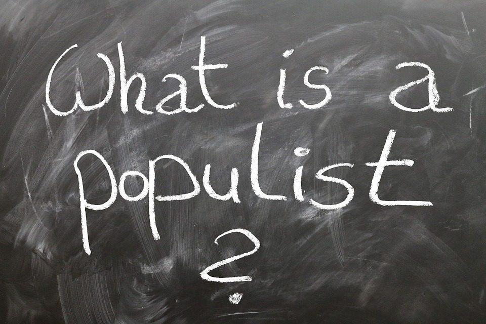 Populismo e geografia (economica) nell'Unione europea